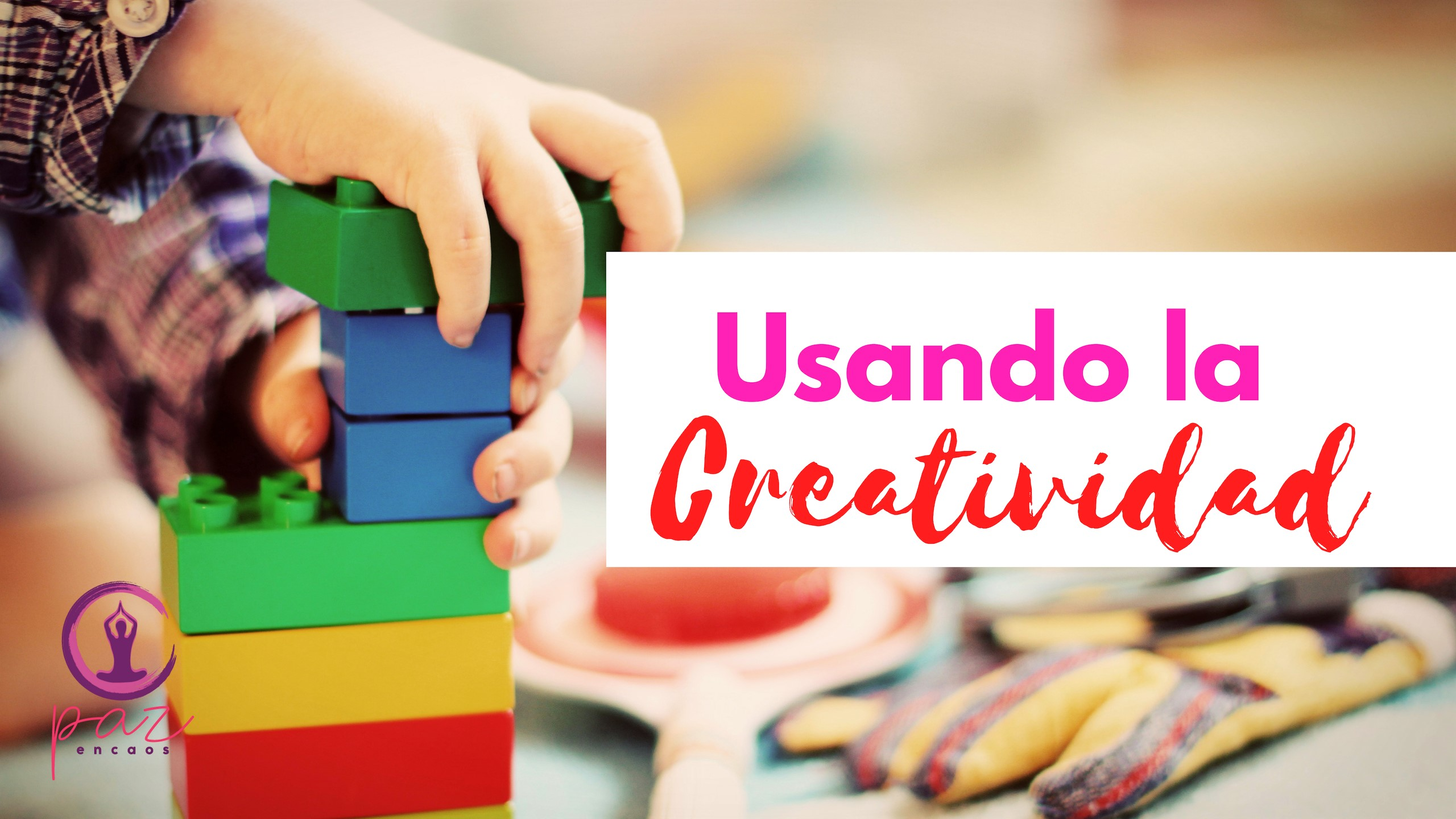 Usando la Creatividad en las Vacaiones de los Niños